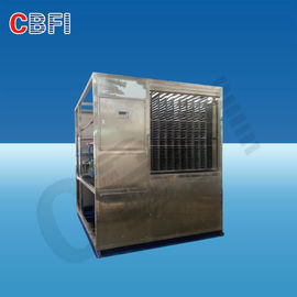 Trung Quốc R404a Refrigerant Lower Temperature Chiller / Water Cooled Chiller For Freezing Water nhà máy sản xuất