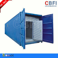 Trung Quốc Refrigeration 20 Ft 40ft Container Cold Room / Freezer Shipping Containers For Fish Meat Storage nhà máy sản xuất
