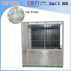 Trung Quốc 5000kg Capacity Plate Ice Machine , Automatic Ice Machine High Production nhà máy sản xuất