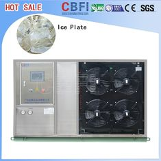 Trung Quốc Fast Food Shops Plate Ice Making Machine , Household Ice Machine Easy Operation nhà máy sản xuất
