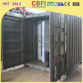 Trung Quốc -45 To 15 Degree Container Cold Room / Cold Storage Room Commercial  nhà máy sản xuất