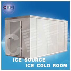 Trung Quốc Concrete Design Moisture Proof Light Cold Room Blast Chiller Freezer With Cement Floor nhà máy sản xuất