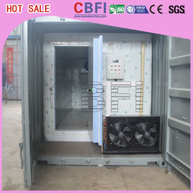 Trung Quốc Quick Freezing Customized Container Cold Room 20 Ft Or 40 Ft Optional  nhà máy sản xuất