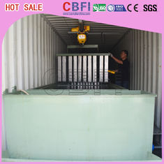 Trung Quốc Containerized Block Ice Plant Container Industrial Ice Block Making Machine for Fishery nhà máy sản xuất