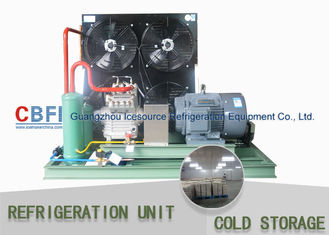 Trung Quốc Seafood Cooling Cold Room And Freezer Room , BITZER Compressor Cold Storage Room nhà máy sản xuất
