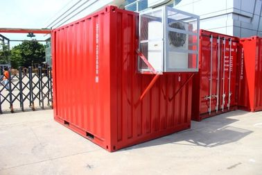 Trung Quốc Temperature Controlled Cold Storage Containers , Freezer Shipping Containers Quick Freezing nhà máy sản xuất