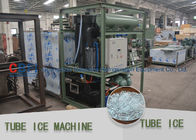 High Efficiency Tube Ice Maker / Ice Making Machines For 30 mm 50 mm Ice Length nhà cung cấp