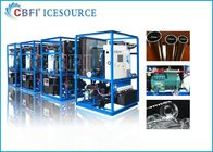 2 Ton Purified Safe Bacteria - Free Ice Tube Making Machine / Commercial Ice Maker