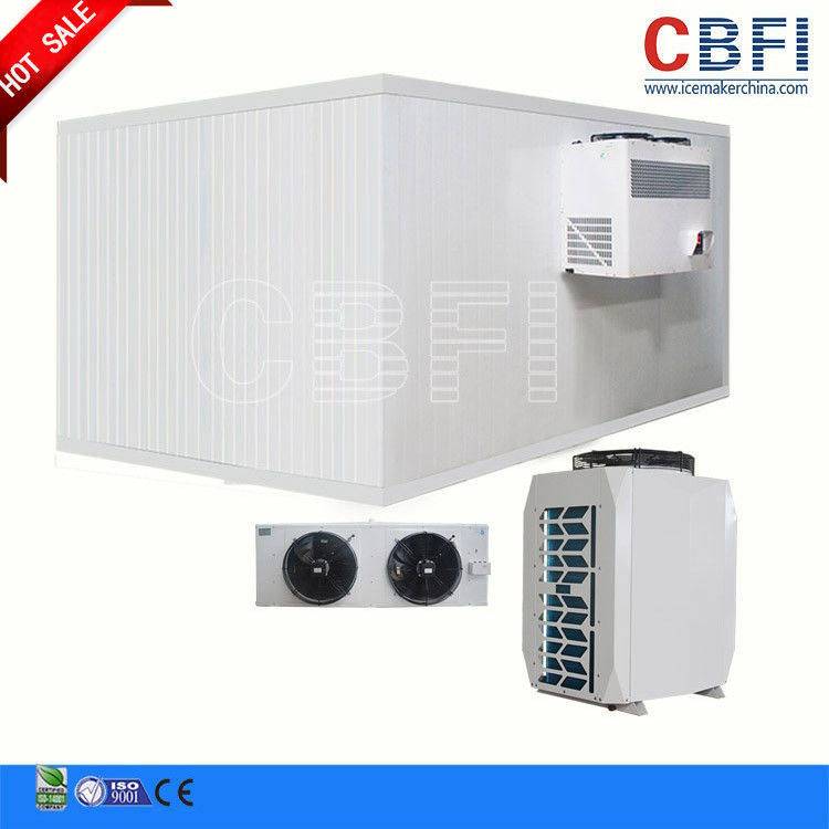 Automatic Commercial Blast Freezer / Blast Freezing Equipment 120mm Thickness Panel nhà cung cấp