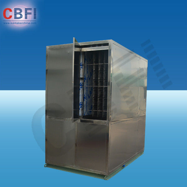 Adjustable Ice Thickness 5 Tons Plate Ice Machine For Fruits / Vegetable nhà cung cấp