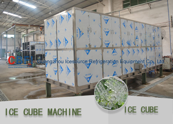 Edible food grade  Ice Cube Maker Machine clean ice and more easy operate nhà cung cấp