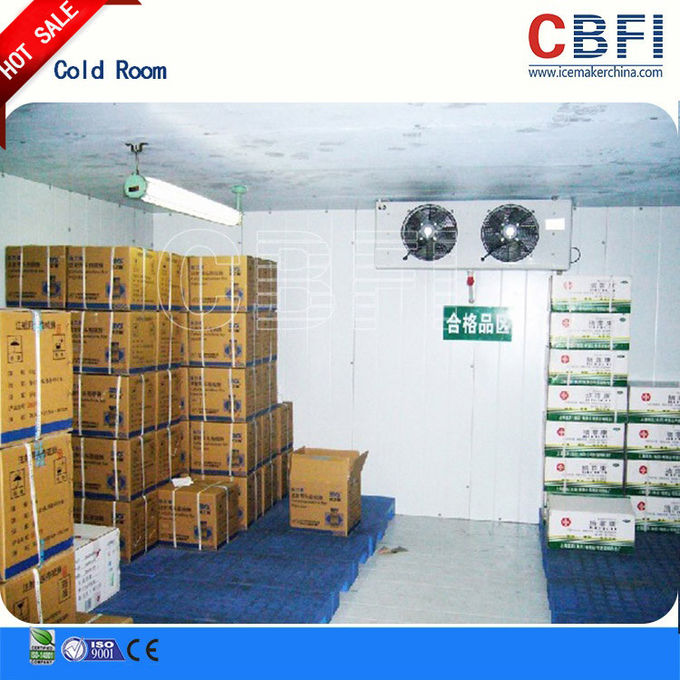 Stainless Steel Panel Cool Room Freezer / Cold Room And Freezer Room For Medicine Storage